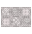 Arabic style carpet ornament pattern print