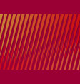 dark red and orange gradient background with vector image vector image