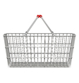 Supermarket Basket vector image