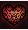 Ornamental Heart Love