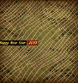 texture skin snake symbol 2013 new year vector image vector image