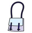 women handbag icon vector image
