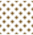 gold and white ottoman shapes seamless vector image vector image