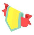 royal emblem icon isometric style vector image