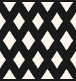 big diamonds seamless pattern rhombuses mesh vector image vector image