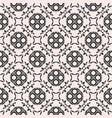 ornamental seamless pattern in oriental style vector image