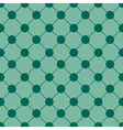 Green Polka dot Chess Board Grid Background vector image vector image