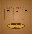 Ladies and Gentlemen vector image vector image