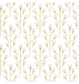 Wild bluebell pink pastel flower spring field vector image vector image