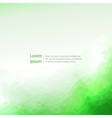 Abstract light template background vector image vector image