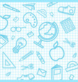 background-stationary vector image