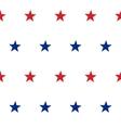 Patriotic American Seamless Pattern vector image