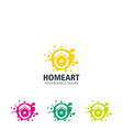 home art vector image