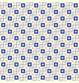 square seamless pattern eps 10 vector image vector image