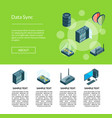 electronic system data center storing vector image vector image