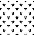 football shirt pattern seamless vector image vector image