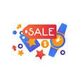 shopping symbols internet shopping e-commerce vector image
