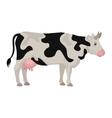 cow animal farm icon vector image vector image