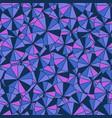 purple umbrella pattern vector image