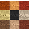 Color wood texture background vector image vector image