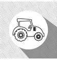 farm fresh icon design vector image