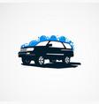 suv car wash logo designs concept for company vector image vector image