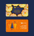 umbrella and parasols open and closed set of vector image