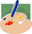 visual art vector image vector image