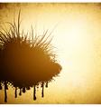 Grunge Design Vintage Background vector image