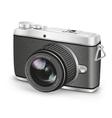 amateur camera vector image