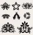icon-decorative-ornament vector image vector image