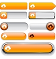 Sync high-detailed web button collection vector | Price: 1 Credit (USD $1)