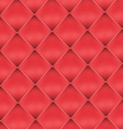 Leather pattern background vector image