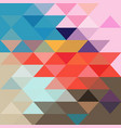 abstract colorful background with different vector image