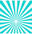 rays background white or blue vector image