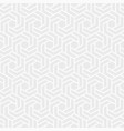 seamless pattern repeating geometric tiles of vector image vector image