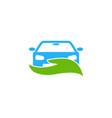 car care logo icon design vector image
