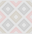 seamless colorful squares pattern vector image vector image