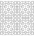 abstract seamless geometric pattern in chinese vector image