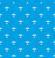 military fighter aircraft pattern seamless blue vector image vector image