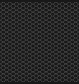 seamless pattern thin wavy lines texture of mesh vector image