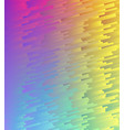 color gradient abstract pattern vector image vector image