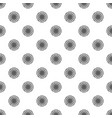 chamomile pattern seamless vector image vector image