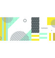 modern colored stylish abstract background vector image