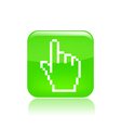 pixel icon vector image vector image