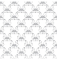 Gray Abstract Butterfly Wing Seamless vector image