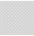 seamless scribble dotted pattern vector image vector image