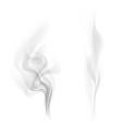 smoke vector image vector image