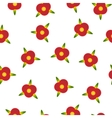 background with small flowers vector image vector image