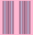 vertical red and white stripes print vector image vector image